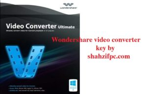 Wondershare Video Converter Ultimate Key