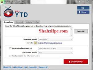 YTD Video Downloader License Key