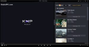 KMPlayer Activation Key