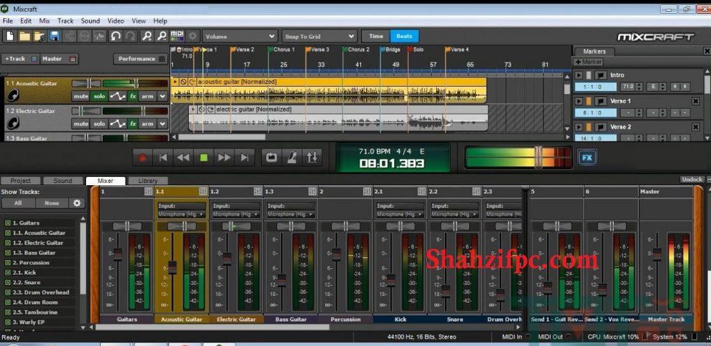 Acoustica Mixcraft Pro Keygen